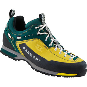 Garmont Dragontail LT Schoenen Heren, dark green/yellow